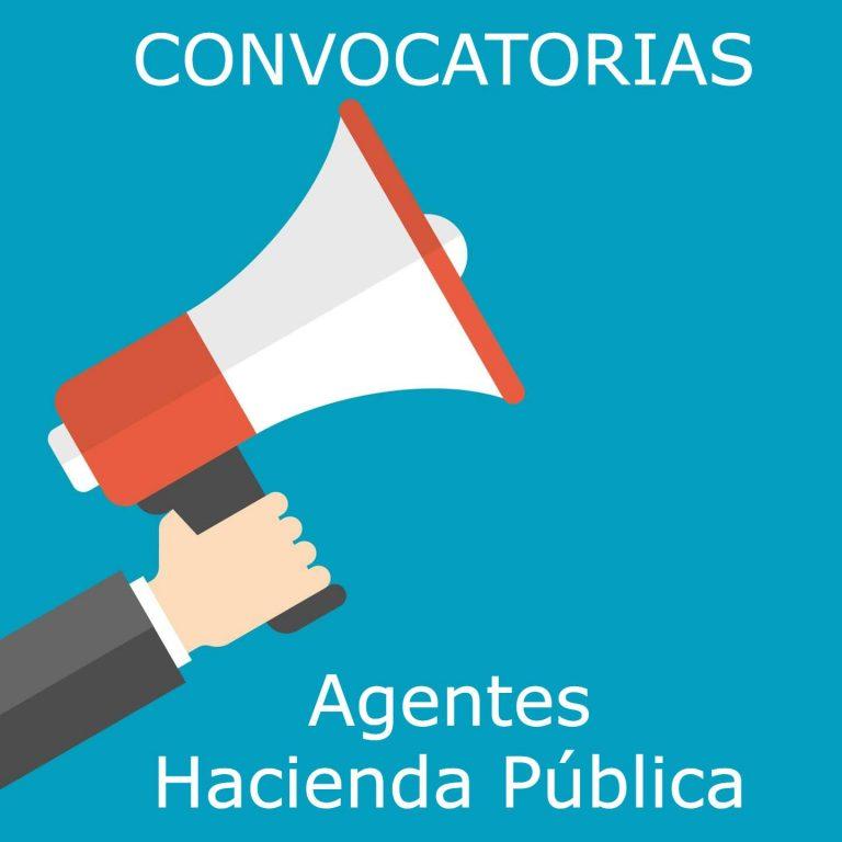 Información sobre oferta pública de empleo y convocatorias de las oposiciones a agentes de la Hacienda Pública (AEAT)