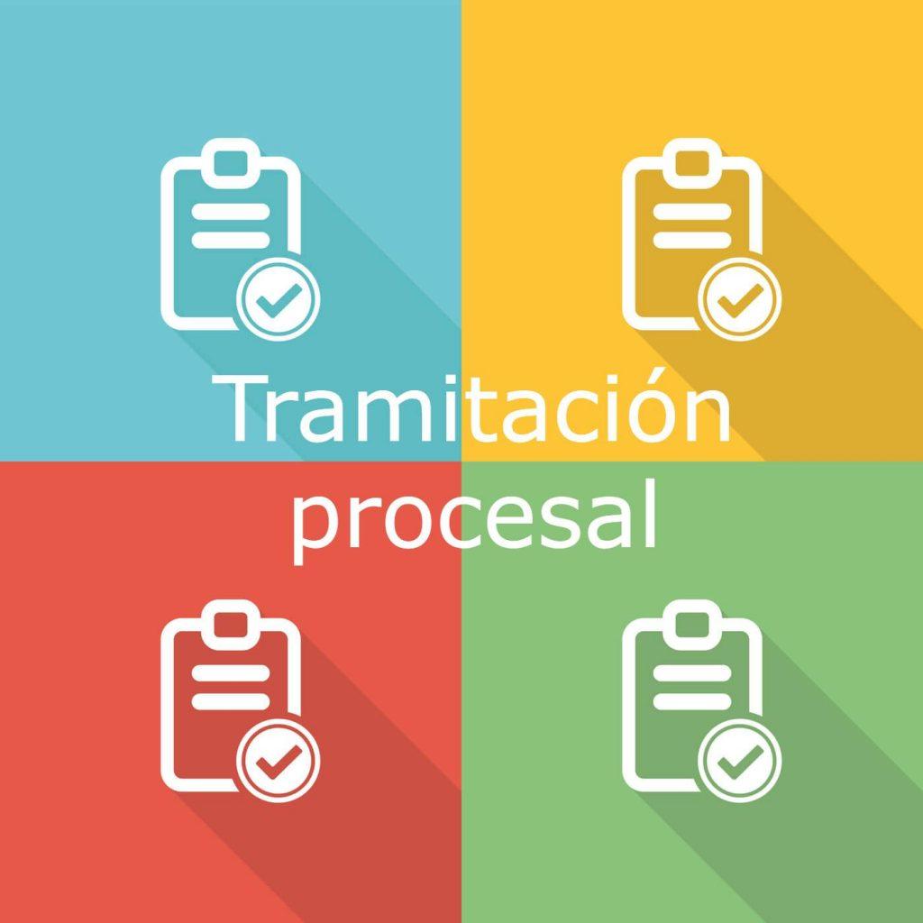 Información sobre los requisitos y sobre el contenido de la oposición a tramitación procesal